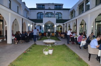 Ambassador Uyehara hosted Iftar dinner | U S  Embassy in