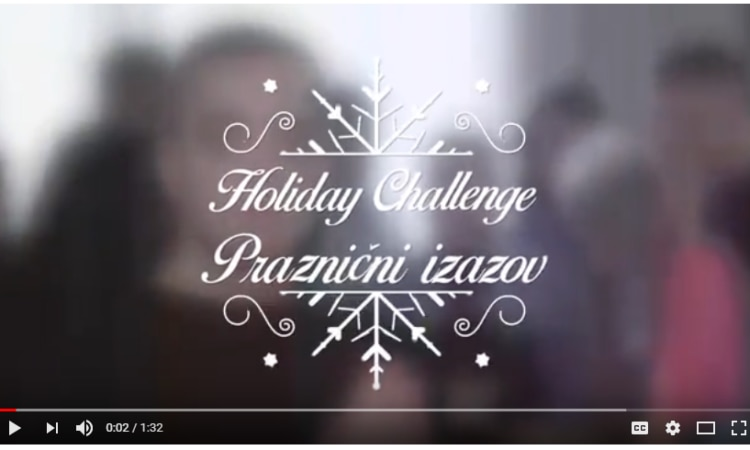 Holiday Video Intro