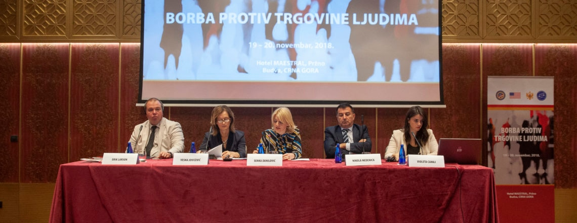 Konferencija o trgovini ljudima